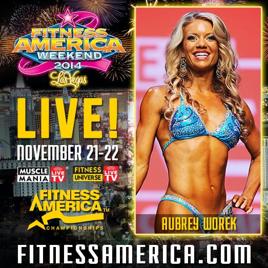 Fitness America 2014