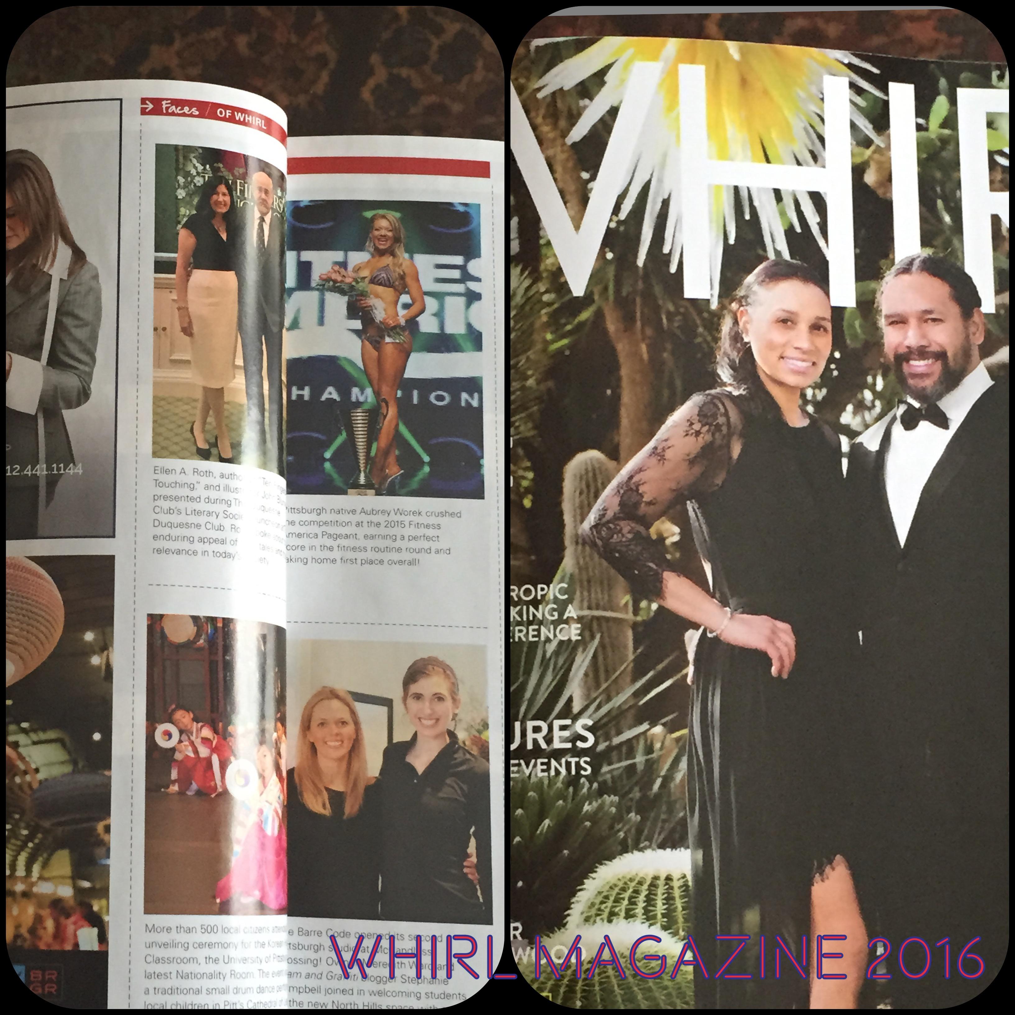 WHIRL Magazine